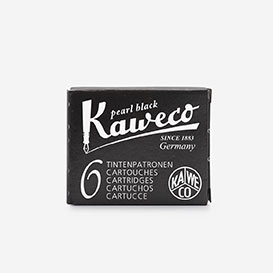 Kaweco Ink Cartridge - Pearl Black>     </noscript> </div>          <div class=