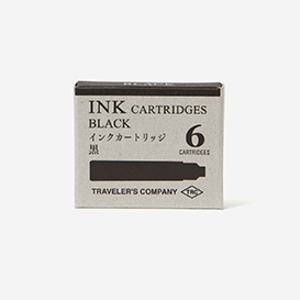 Ink cardridges for Brass Fountain Pen - blue black>     </noscript> </div>          <div class=