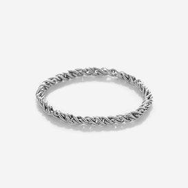 Twisted Rope Band Ring Sterling Silver>     </noscript> </div>          <div class=