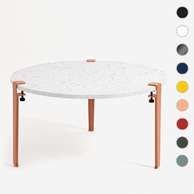 VENEZIA Recycled Plastic Coffee Table>     </noscript> </div>          <div class=