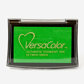 Versacolor Fresh Green Ink Pad>     </noscript> </div>          <div class=