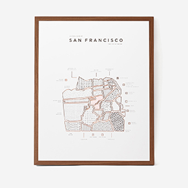 Visual Guide San Francisco Letterpress Druck>     </noscript> </div>          <div class=