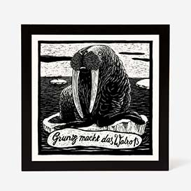 Walrus Screenprint>     </noscript> </div>          <div class=
