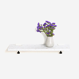 White Venezia Shelf>     </noscript> </div>          <div class=
