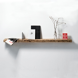 Wall Rack - Reclaimed Wood>     </noscript> </div>          <div class=