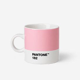 Pantone™ Light Pink 182 Espresso-Tasse aus Porzellan>     </noscript> </div>          <div class=