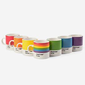 Pantone™ Pride 7er Set Espresso-Tassen in Geschenkbox>     </noscript> </div>          <div class=