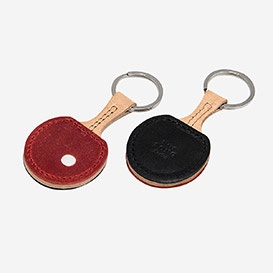 Ping Pong - Leather Key Ring>     </noscript> </div>          <div class=