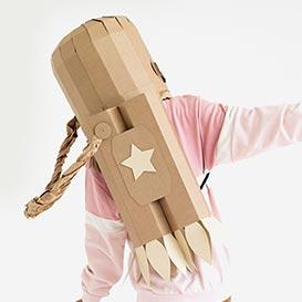Astronaut Kostüm Bastelset – DIY Set aus Pappkarton>     </noscript> </div>          <div class=