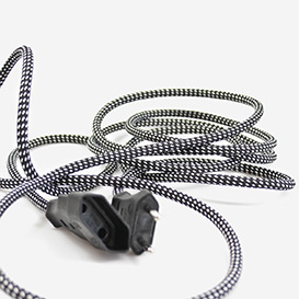 Textil Covered Extension Cord – Black Market >     </noscript> </div>          <div class=