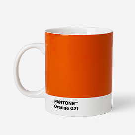 Pantone™ Orange 021 Porcelain Mug>     </noscript> </div>          <div class=