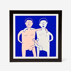 Blue Bromance Screenprint>     </noscript> </div>          <div class=
