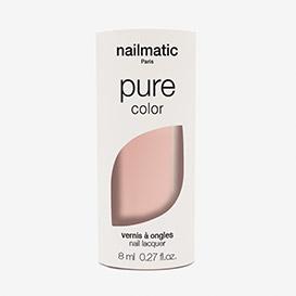 Sasha - Light Pink Beige Pure Color Nail Polish>     </noscript> </div>          <div class=
