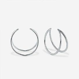 Lunar Ring - silver 925 rhodium-plated>     </noscript> </div>          <div class=