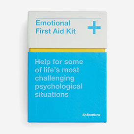 Emotional First Aid Kit - Kartenset>     </noscript> </div>          <div class=