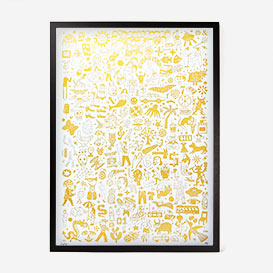 Gold Edition Screenprint>     </noscript> </div>          <div class=