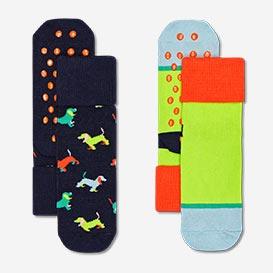 Kids Puppy Love Anti-Slip Socks 2-Pack>     </noscript> </div>          <div class=