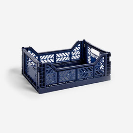 Colour Crate M Navy - Foldable Box>     </noscript> </div>          <div class=