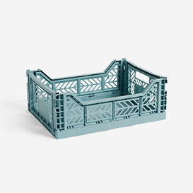 Colour Crate M Teal - Foldable Box>     </noscript> </div>          <div class=