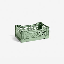 Colour Crate S Dusty Green - Foldable Box>     </noscript> </div>          <div class=
