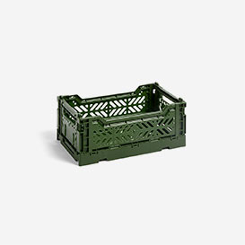 Colour Crate S Khaki - Foldable Box>     </noscript> </div>          <div class=