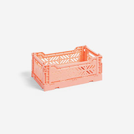 Colour Crate S Salmon - Foldable Box>     </noscript> </div>          <div class=