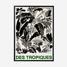 Des Tropiques Art Print>     </noscript> </div>          <div class=
