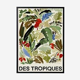 Des Tropiques Green Art Print>     </noscript> </div>          <div class=