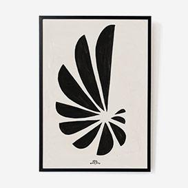 Shell Art Print - A2>     </noscript> </div>          <div class=