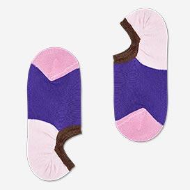 Gry Invisible Sneaker Socken - Purple>     </noscript> </div>          <div class=