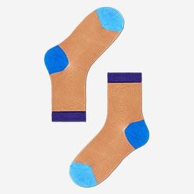 Grace Ankle Socks - Camel>     </noscript> </div>          <div class=