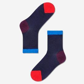 Grace Ankle Socks - Dark Blue>     </noscript> </div>          <div class=