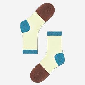 Liza Ankle Socken - Lemon>     </noscript> </div>          <div class=
