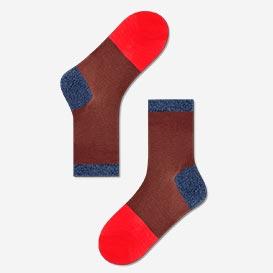 Liza Ankle Socks - Red>     </noscript> </div>          <div class=