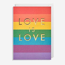 Love is Love Greeting Card>     </noscript> </div>          <div class=