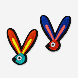 Patches Mini Big Ears - Bügel-Aufnäher>     </noscript> </div>          <div class=