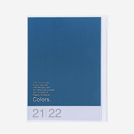 2022 Diary A6 Colors – Blue Weekly Planner>     </noscript> </div>          <div class=