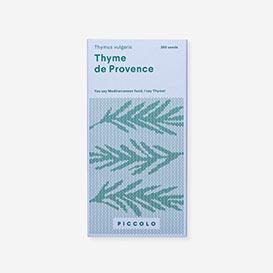 Thyme de Provence - Samen>     </noscript> </div>          <div class=