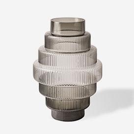 Vase Steps Grey Small>     </noscript> </div>          <div class=