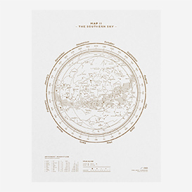 The Sky Gold/White 70 × 100 cm Siebdruck>     </noscript> </div>          <div class=