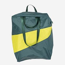 The New Stash Bag Pine & Fluo Yellow>     </noscript> </div>          <div class=