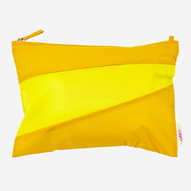The New Pouch L Helio & Fluo Yellow>     </noscript> </div>          <div class=