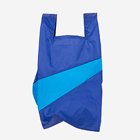 The New Shoppingbag M Electric Blue & Sky Blue>     </noscript> </div>          <div class=