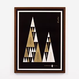 #1: The Mountains Screenprint>     </noscript> </div>          <div class=
