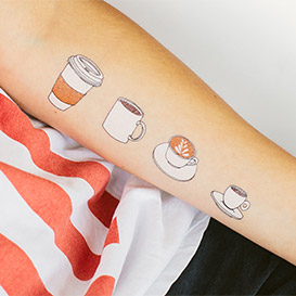 Coffee Temporary Tattoo >     </noscript> </div>          <div class=