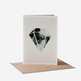 Diamond Onyx Greeting Card>     </noscript> </div>          <div class=