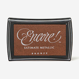 Encore Ultimate Metallic Bronze Stempelkissen>     </noscript> </div>          <div class=