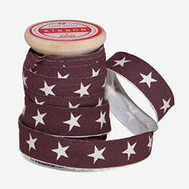 Star Ribbon Mini Braun Geschenkband>     </noscript> </div>          <div class=