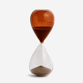 Sanduhr Time 15 Minuten - Burnt Orange>     </noscript> </div>          <div class=