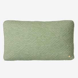 Quilt Cushion 60 × 40 cm - Green>     </noscript> </div>          <div class=